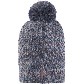 Buff Lifestyle Knitted and Polar Fleece Hat Margo/Blue